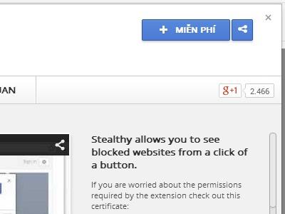 Cách vào facebook bằng firefox