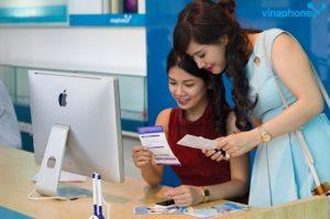 Đăng ký các gói cước 3G Vinaphone