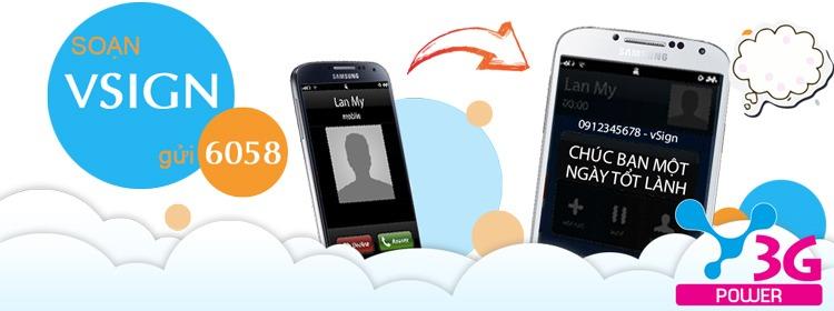 VSIGN - Dịch vụ chữ ký cuộc gọi