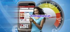Hướng dẫn cách mua thêm dung lượng 3G Vinaphone