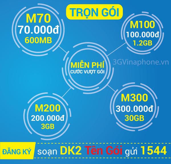 Nên đăng ký gói cước 3G Vinaphone ưu đãi đón Tết Đinh Dậu