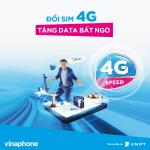 Hướng dẫn chuyển đổi SIM 4G Vinaphone tặng 1GB data 4G Miễn Phí
