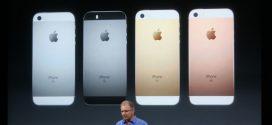 Apple ra mắt iPhone SE với mức giá khá tốt