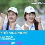 Cách đăng ký gói cước Cặp đôi Vinaphone 20.000/tháng