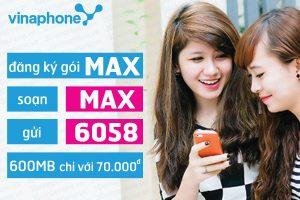 Cách đăng ký gói MAX Vinaphone như thế nào? Giá bao nhiêu