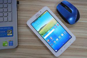 Cách nạp tiền đăng ký 3G Vinaphone trên Samsung Galaxy tab