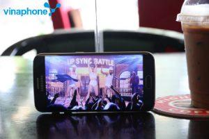 Gói cước 3G Vinaphone trọn gói nào xem phim, video thả ga