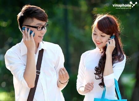 Vinaphone khuyến mãi tặng 50% - 75% ngày 11/8