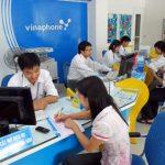 Cách đăng ký thông tin thay đổi thông tin thuê bao Vinaphone
