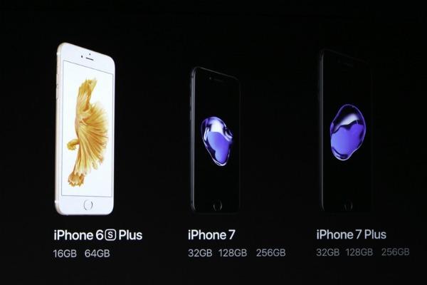 Apple xoá sổ phiên bản dung lượng 16GB và 64GB,