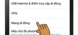 Tại sao đăng ký 3G Vinaphone nhưng vẫn không vào mạng được