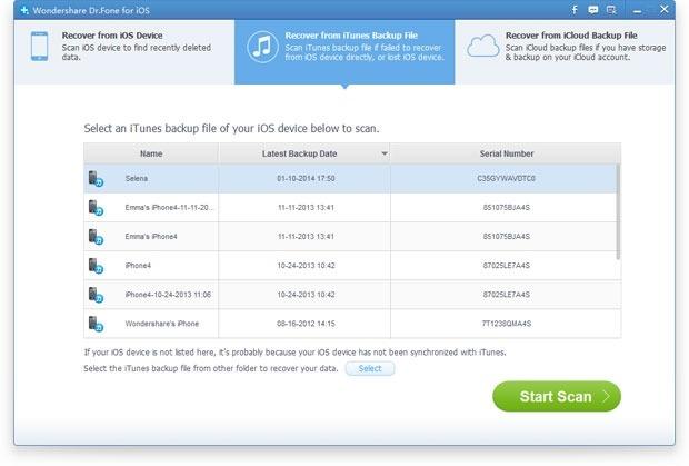 Cách khôi phục tin nhắn SMS đã xóa trên iPhone