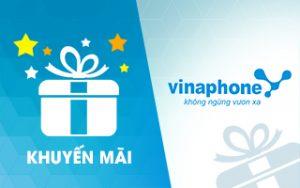 Khuyến mãi Vinaphone ngày vàng 28/10/2016 tặng 50% thẻ nạp