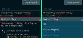 Khắc phục điện thoại sim Vinaphone không gửi được tin nhắn SMS