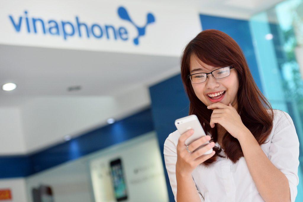 Vinaphone khuyến mãi + 100% data từ 29/10 dến 30/10/2016
