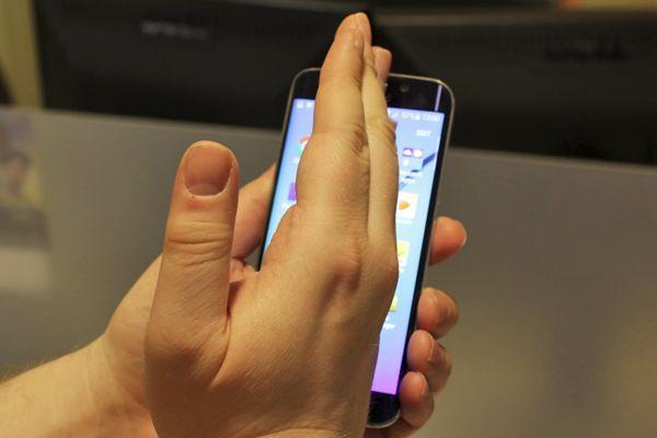 Hướng dẫn chụp ảnh màn hình Samsung galaxy S6 và S6 Edge