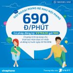 Hướng dẫn cách đăng ký gói VXTRA30VinaPhone