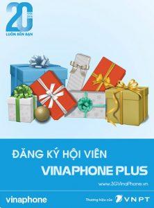 Hướng dẫn cách đăng ký hội viên Vinaphone Plus