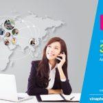 VinaPhone khuyến mãi giảm 30% cước chuyển vùng Quốc tế