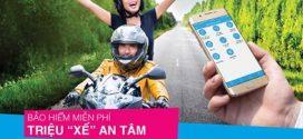 Tặng 1 năm bảo hiểm xe máy Miễn Phí cho thuê bao Vinaphone