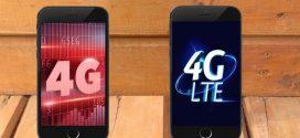 Mạng 4G LTE là gì, so sánh giữa mạng 4G và 4G LTE