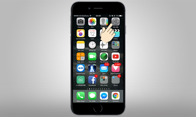 Hướng dẫn cài đặt thiết lập 3D Touch trên iPhone 6S và 6S Plus