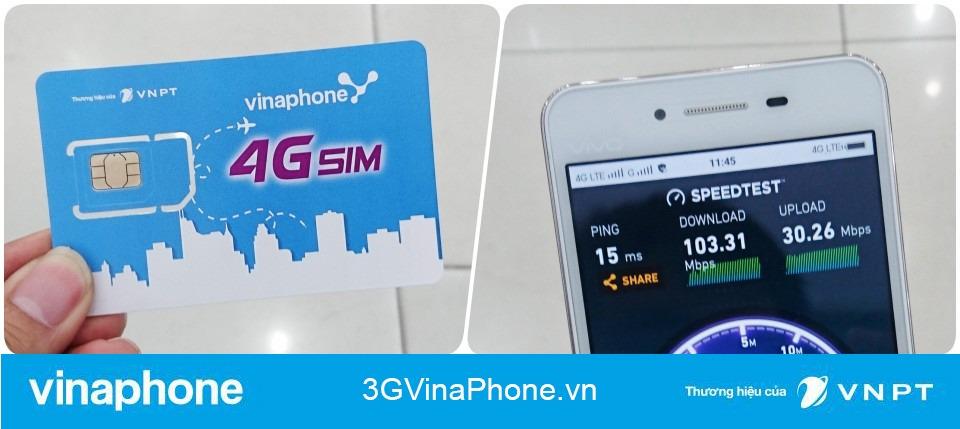 Cách kích hoạt sim 4G Vinaphone sau khi đổi sim