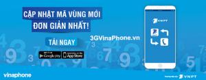 Cập nhật mã vùng điện thoại với ứng dụng VNPT Update Contacts