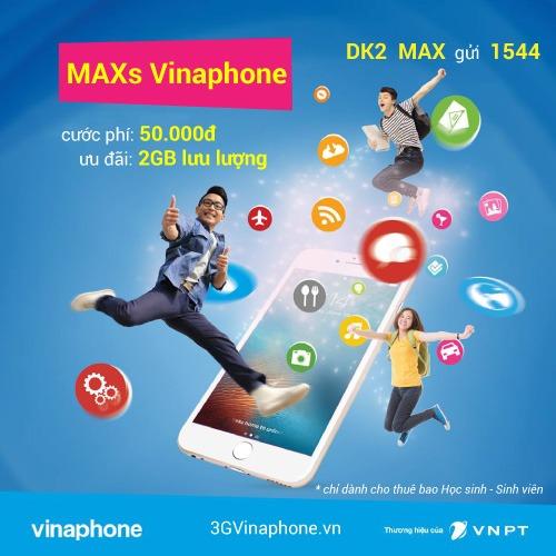 Đăng ký 4G Vinaphone sinh viên