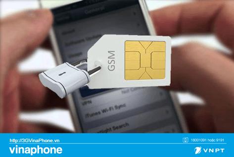 Mã PUK Vinaphone là gì?Làm cách nào lấy lại mã PUK cho sim Vinaphone