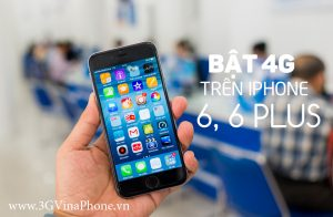 """Dòng điện thoại Iphone luôn có được sức hút, sức hấp dẫn đối với người dùng, bạn đăng lo lắng băn khoan là chiếciPhone của mình chưa dùng được 4G LTE ư? Cách bật 4G trên Iphone (Iphone 6, Iphone 6 Plus) dưới đây có thể giúp bạn giải đáp thắc mắc cho vấn đề này. Nếu như bạn chưa biết cách kích hoạt 4G trên Iphone 6, Iphone 6 Plus hãy theo dõi bài viết này của dịch vụ 3GVinaPhone.vn nhé. Điều kiện để bật 3G VinaPhone trên điện thoại Iphone cũng như dùng được 4G trên Iphone là bạn phải đăng ký 4G VinaPhone với nhà mạng, đồng thời điều đầu tiên là bạn phải đổi sim 4G VInaPhone mới đăng ký được gói cước 4G VinaPhone để sử dụng. Sau khi đã đăng ký xong, các bạn làm theo hướng dẫn để có thể kích hoạt 4G trên iphone 6, 6 Plus được rồi nhé. Làm sao kích hoạt 4G trên iPhone 6s, 6 Plus - Bật 4G trên iPhone như thế nào Hướng dẫn bật 4G trên iPhone 6, iPhone 6 Plus Các bật 4G VinaPhone trên iPhone được thực hiện như sau: Bước 1: Từ màn hình chính thiết bị bạn chọnCài đặt(Settings). Bước 2: Tiếp theo vào mụcDi động(Cellular) Bước 3: Chọn Tùy chọnDữ liệu di động(Cellular Data Options) Bước 4: Trên iPhone 6s, 6 Plus, 6, 5s, 5 chúng ta ấn chọnThoại & Dữ liệu(Voice & Data), ấn chọn 4G Lưu ý: Có một vài thiết bị không phải """"Thoại & Dữ liệu"""" mà chỉ cóThoạithì chúng ta ấn chọn -> chọn 4G để kích hoạt 4G nhé. Như vậy các bạn thấy cách kích hoạt 4G trên iPhone 6s, 6 Plus rất đơn giản đúng không nào? Hy vọng với các bước đã được hướng dẫn ở trên các bạn cũng nhanh chóng bật 4G trên iPhone và bắt đầu sử dụng mạng 4G LTE tại Việt Nam để đạt tốc độ cao nhất rồi nhé, chúc các bạn thành công !."""