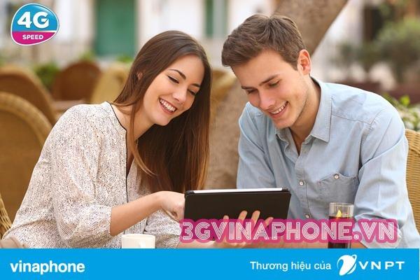 Gói cước 4G Vinaphone cho EZcom Vinaphone mới nhất 2017