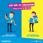 Đổi sim 4G Vinaphone có mất số, đổi số điện thoại không?