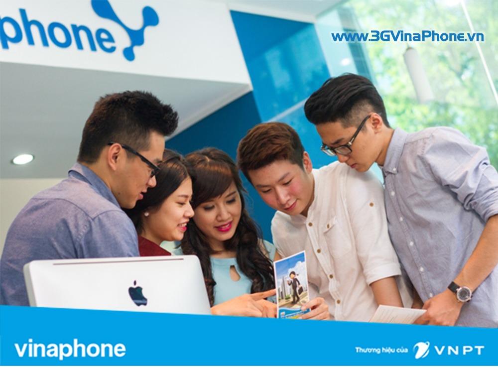VinaPhone khuyến mãi +50% giá trị thẻ nạp ngày vàng 31/5/2017
