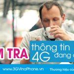 Cách kiểm tra tên gói cước 4G Vinaphone đang sử dụng
