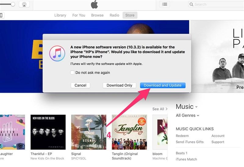 Cách cập nhật iOS 10.3.3 chính thức: Chạy mượt + Pin trâu hơn