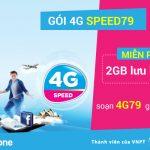 đăng ký gói Speed79 Vinaphone