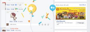 Comment chúc mừng trên facebook