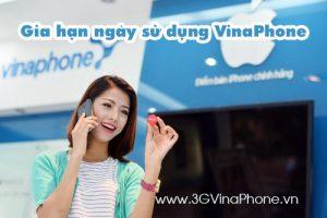 Cách mua gia hạn ngày sử dụng cho mạng Vinaphone