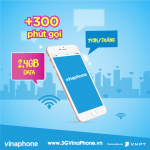 Gói Alo 149 Vinaphone nhận 300p gọi nội/ngoại mạng + gói Big