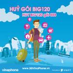 Hướng dẫn cách huỷ gói BIG120 VinaPhone