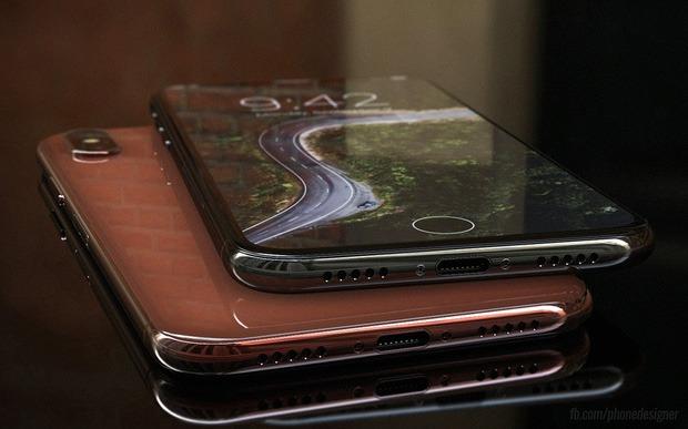 iPhone 8 chưa bao giờ xuất hiện chi tiết và đẹp đến vậy...