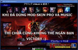 Mod Skin LOL – Kho Skin Tướng, Map, Khung Viền Miễn phí 100%