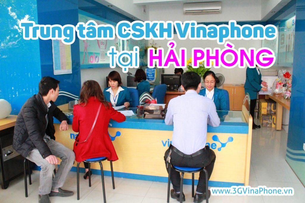 Danh sách điểm giao dịch VinaPhone tại Hải Phòng