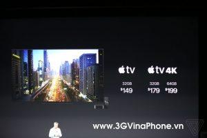 Apple TV sẽ hỗ trợ độ phân giải 4K: