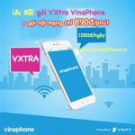 Đăng ký gói VXtra VinaPhone gọi nội mạng Giá Rẻ