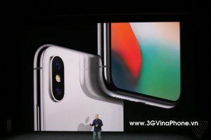 iPhone X chính thức ra mắt