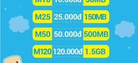 Hướng dẫn cú pháp đăng ký 3G vinaphone mới nhất 2017