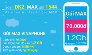 Gói max vinaphone là gì?