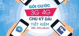 Bảng giá các gói cước 3G 4G Vinaphone chu kỳ dài 6 tháng, 12 tháng